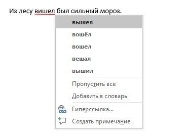 Ошибки в тексте проверить