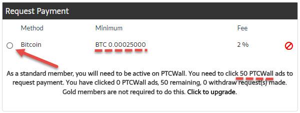 clix4btc включить точку «bitcoin»