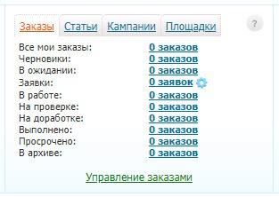 Etxt биржа копирайтинга вход на сайт